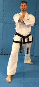 Walking Stance Straight Finger-tip Thrust Gunnun So Sun Sonkut Tulgi